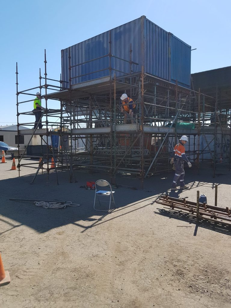 Advanced Scaffolding Training Brisbane
